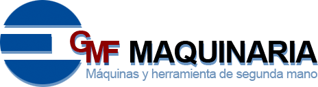 Maquinaria industrial de segunda mano – GMF
