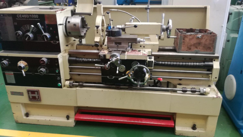 Torno paralelo marca heller modelo ce 460 x1000 gmf maquinaria segunda mano - Maquinaria de cocina de segunda mano ...