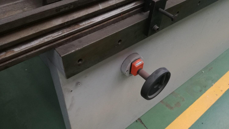 Plegadora hidraulica marca haco modelo ppm 30135 gmf maquinaria segunda mano - Maquinaria de cocina de segunda mano ...