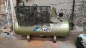 Compresor de aire alternativo