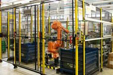 compra la máquina industrial y sus extras