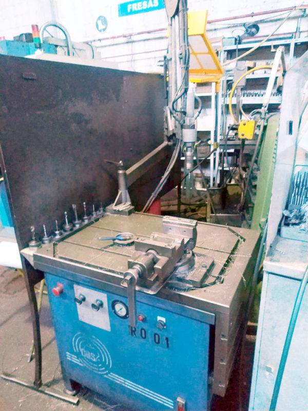 roscadora hidráulica usada