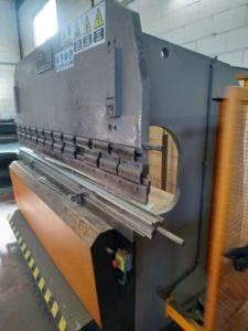 plegadora hidráulica usada