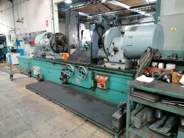 Rectificadora de cigüeñales marca BERCO modelo RTM 575 x 4100 mm