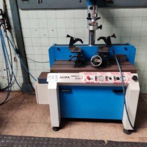 Rectificadora de asientos de válvula MIRA y máquinas auxiliares