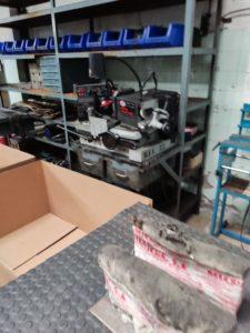 Rectificadora de segunda mano para asientos de válvula y máquinas auxiliares